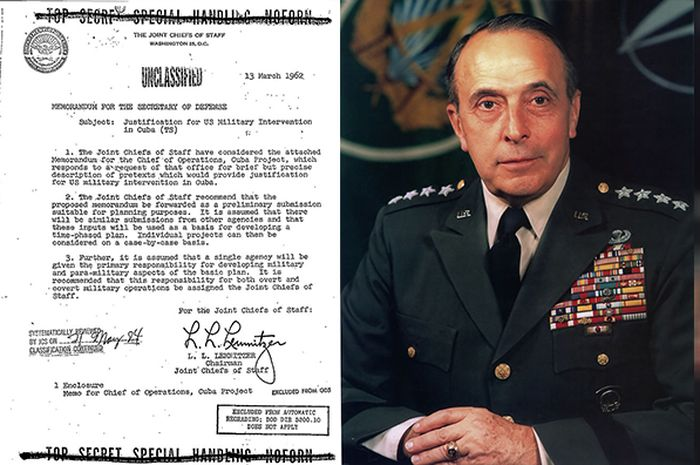 Operasi Norwood yang dilakukan untuk mmeberangus rezim Castro