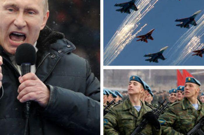 Putin dan AU RUsia