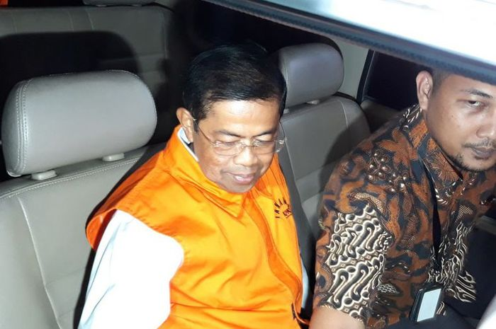 Idrus Marham resmi jadi tahanan KPK.