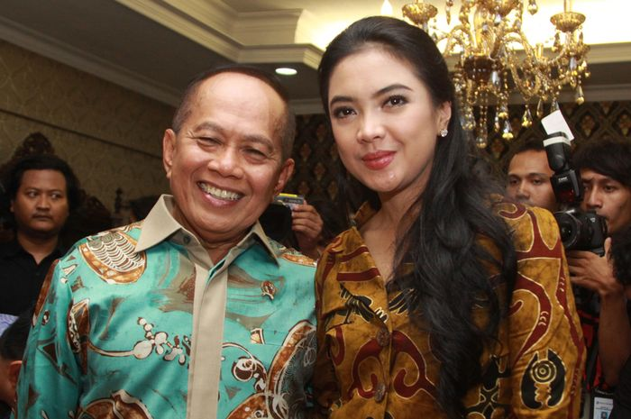 Ingrid Kansil dan Sjarifuddin