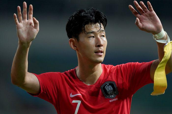 Son Heung Min akan menjadi tumpuan Korea Selatan menggedor jala Jepang.