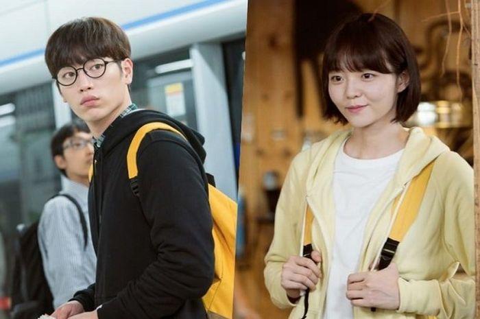 Seo Kang Joon dan Esom