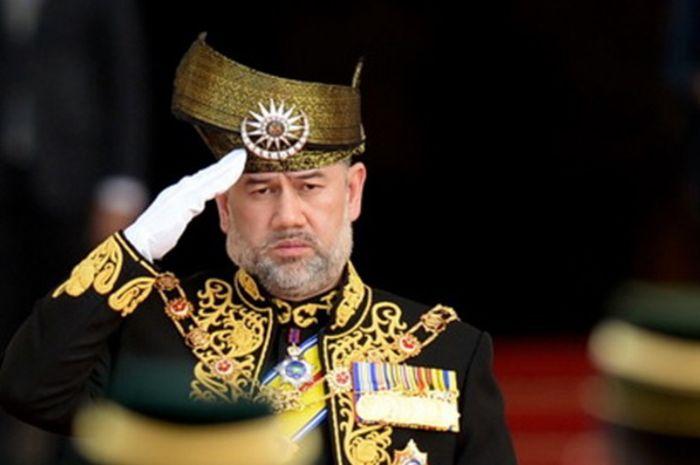 Raja Malaysia Yang di-Pertuan Agong Sultan Muhammad V