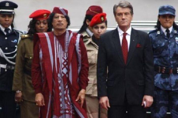Moammar Khadafy