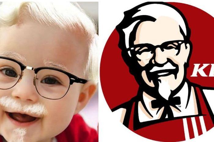 KFC tawarkan hadiah Rp162 juta untuk anak yang bernama Harland.