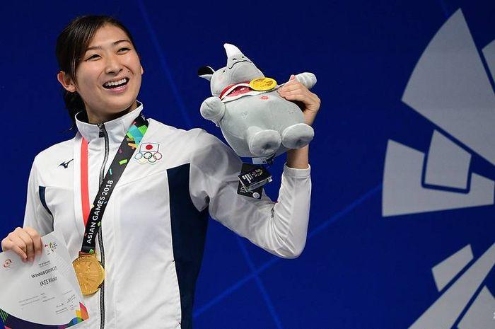 Rikako Ikee, atlet renang Jepang