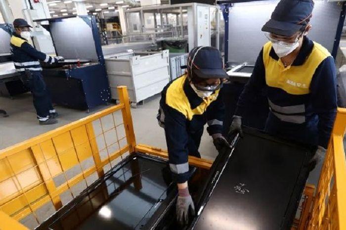 Hongkong merilis 11 pekerjaan.