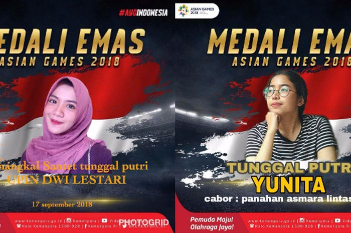 Kumpulan meme Asian Games 2018