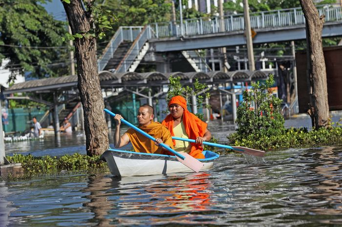 Menurut para ahli, Bangkok beserta penduduknya berada di situasi krisis