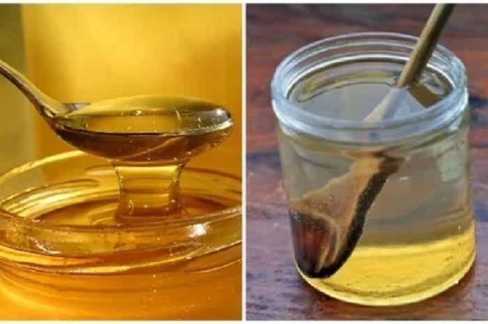 Manfaat minum air madu hangat