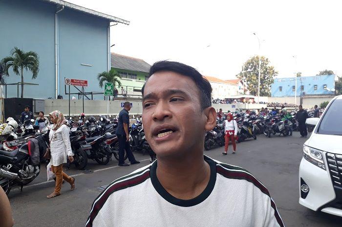 Ruben Onsu saat ditemui Grid.ID di kawasan Tendean, Jakarta Selatan, Selasa (4/9/2018).