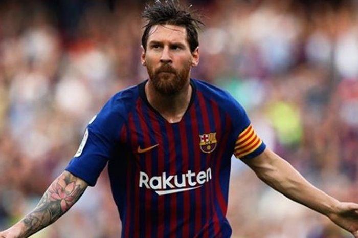Barcelona Kalahkah Huesca di Stadion Ini
