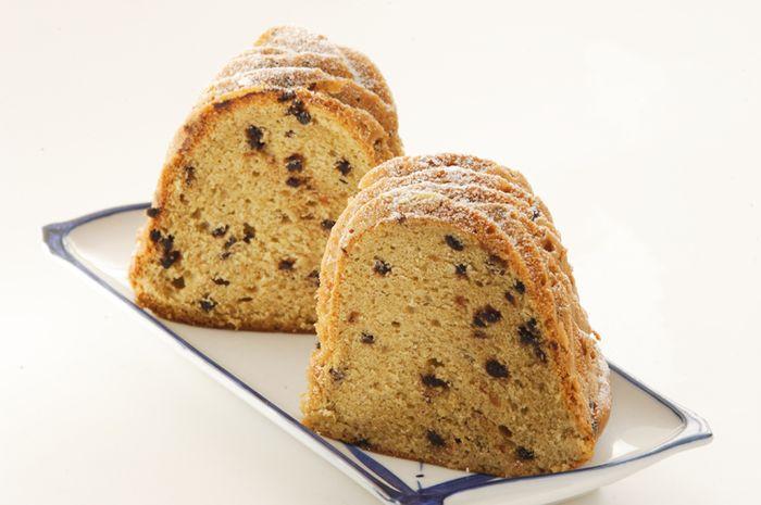 Kelembutan Dan Nikmatnya Cake Pisang Gula Palem Ini Memang