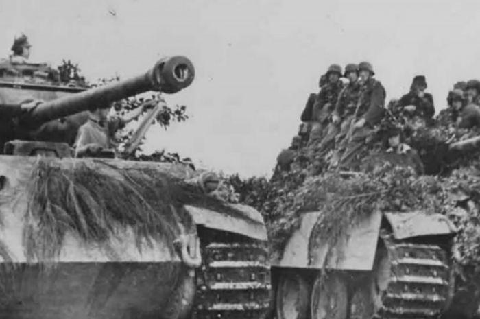 Tank Perang Jerman