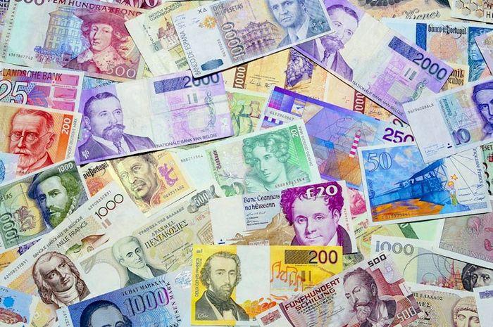 Mata uang yang stabil dan lebih tinggi dari dollar AS