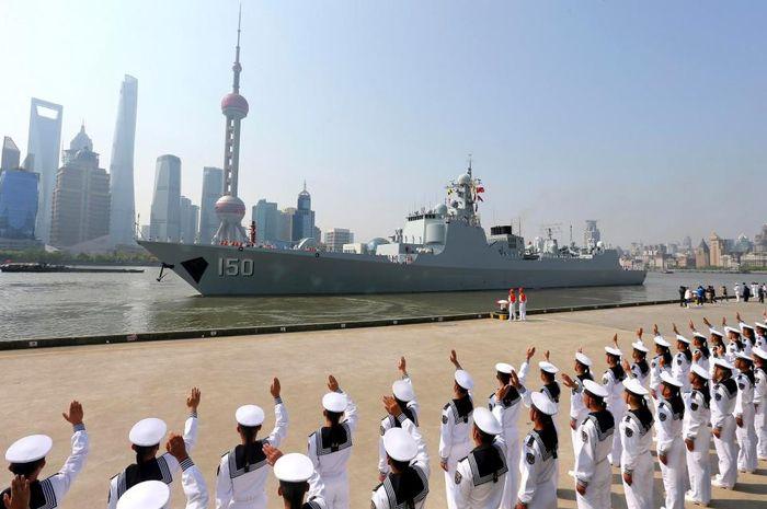 Cina memiliki personel militer terbesar di dunia
