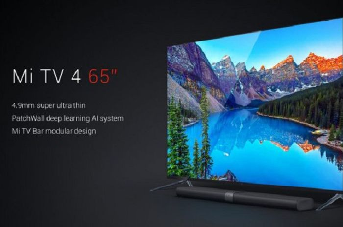 Tv Cerdas Xiaomi