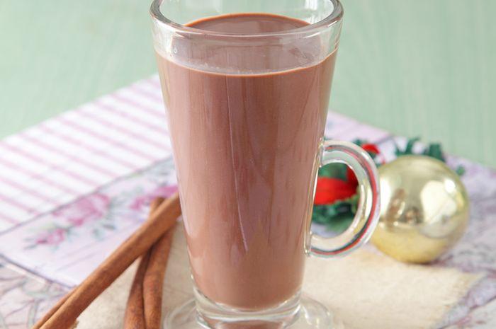 Susu Cokelat Rempah