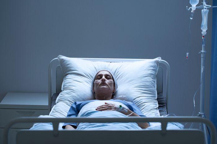 Tanda orang akan meninggal dunia saat mulai sekarat