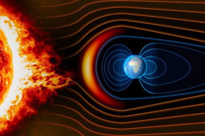 Sains Bumi: Perubahan Medan Magnet Bumi Berdampak