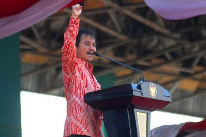Barang negara yang diduga masih dibawa Roy Suryo totalnya Rp9 miliar.