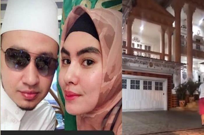 Menikah dengan Habib Usman bin Yahya, Kartika Putri Rela Tinggalkan Rumah Lajangnya yang Mewah dan Luas Bukan Main