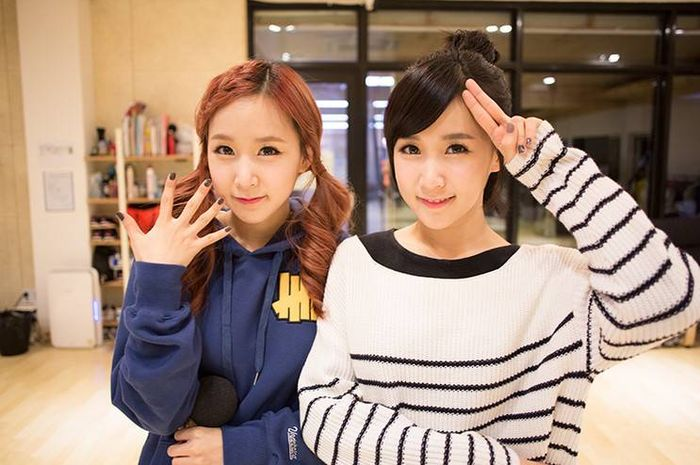 Choa ex Crayon Pop dan Way 'Strawberry Milk'