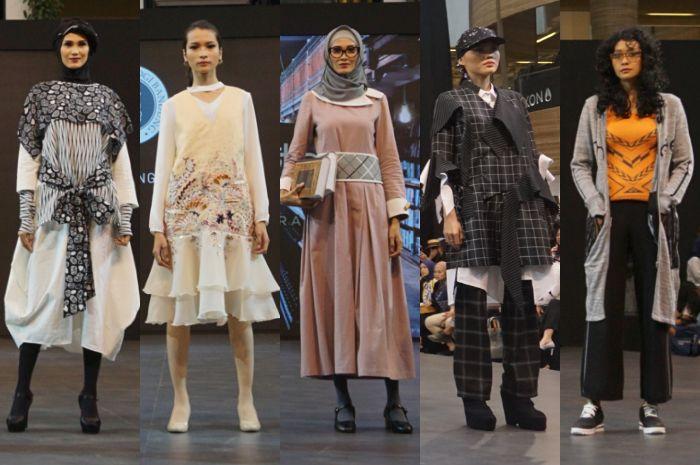 Deretan Desainer Hadir Menampilkan Koleksi Busana di Bandung