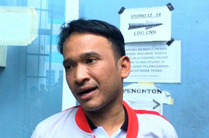 Ruben Onsu saat ditemui Grid.ID di kawasan Tendean, Jakarta Selatan, Senin (10/9/2018).