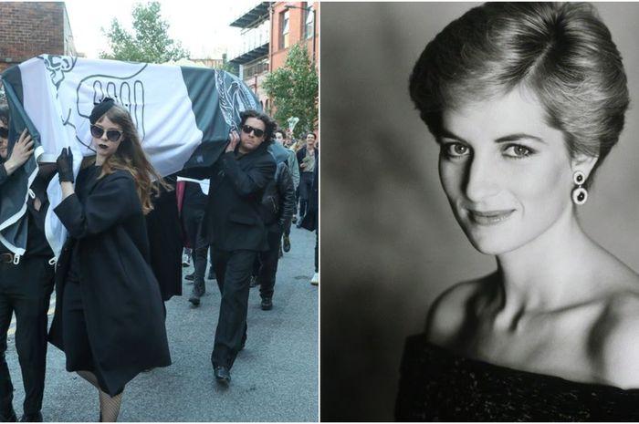 Reka ulang kematian Putri Diana dianggap tidak terhormat.