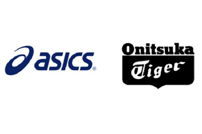 Logo ASICS dan Onitsuka Tiger