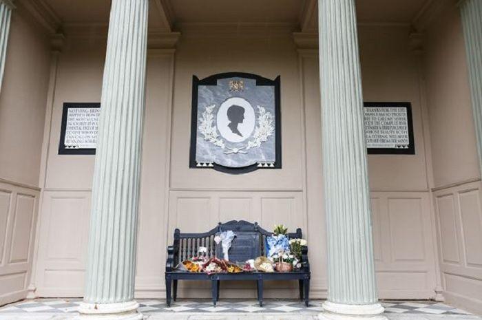 Pangeran William dan Harry sering mengunjungi situs ini