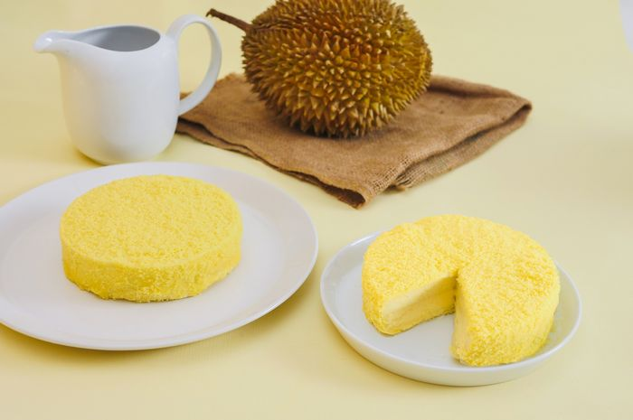 Durian Fromage dari DORÉ by LeTAO