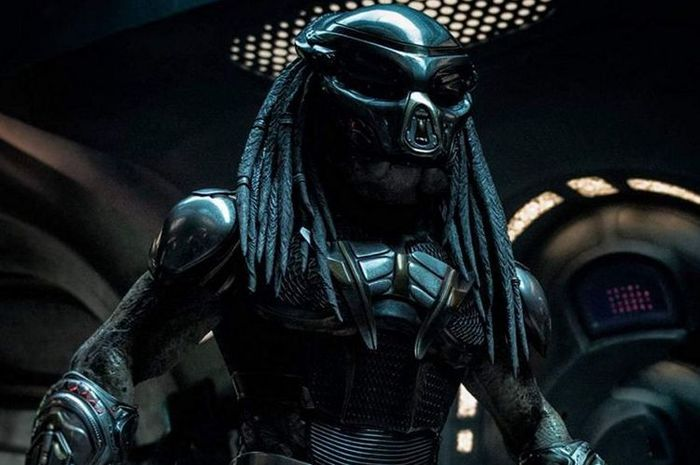 Film The Predator (2018)