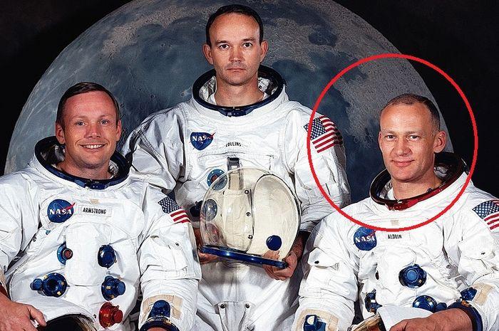 Jangan Cuma Kenal Neil Armstrong, Nih Buzz Aldrin, Astronot NASA Masih Hidup dan Sering Muncul di Film!