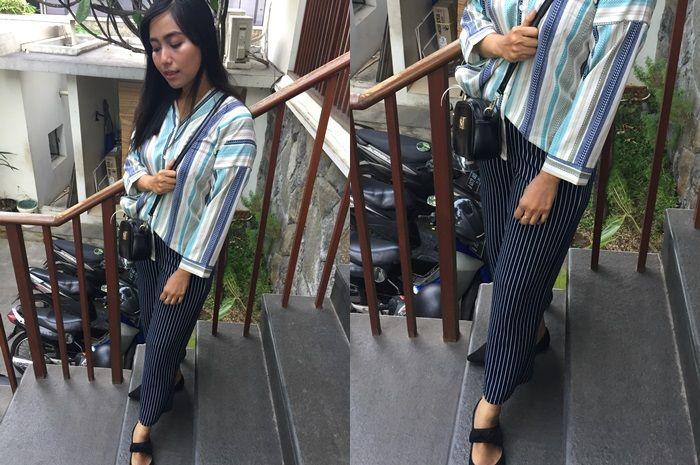 Gaya Stylish Beauty Blogger Arvi