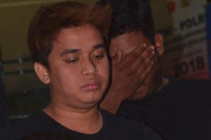 Billy Syahputra saat Grid.ID temui di Polda Metro Jaya, Jakarta Selatan, Selasa (11/9/2018).
