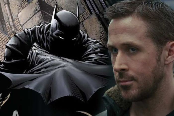Batman dan Ryan Gosling