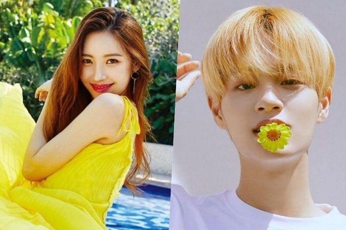 Sunmi dan Lee Dae Hwi