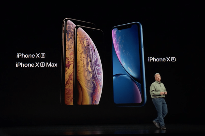 Apple perkenalkan iPhone XS, iPhone XS Max, dan iPhone XR