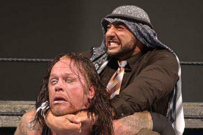 Muhammad Hassan vs Undertaker
