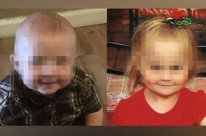 Remaja tega bunuh 2 adiknya yang masih balita