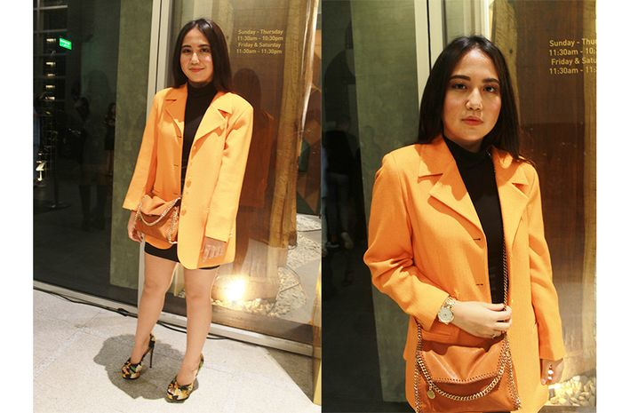 Stylo of The Day dari Regita Putri Yuliani