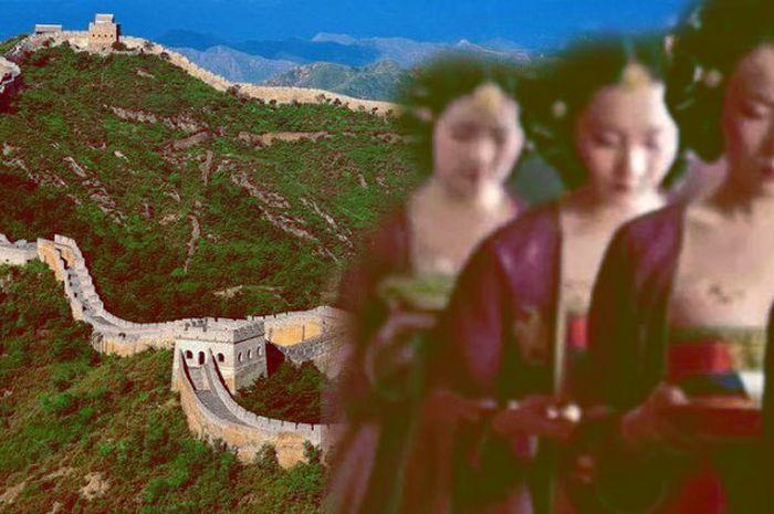 Cerita Dibalik Tembok Besar China.