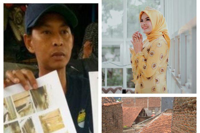 Viral Rumah Eko Purnomo yang Diblokade, Ini Jeritan Hati Sang Adik yang Wajahnya Mirip Cut Tari