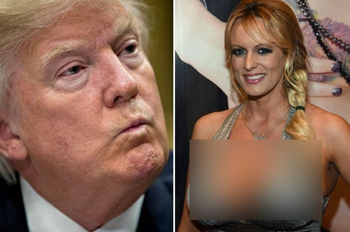 Donald Trump dan Stormy