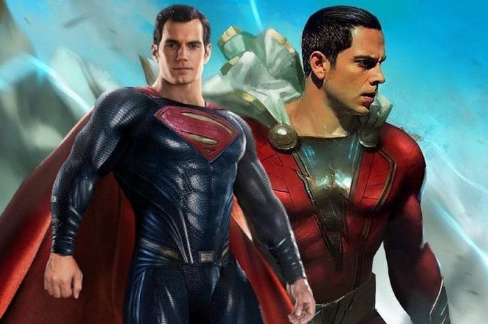 Superman dan Shazam