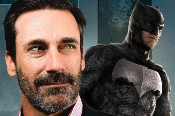 Jon Hamm sebagai Batman?