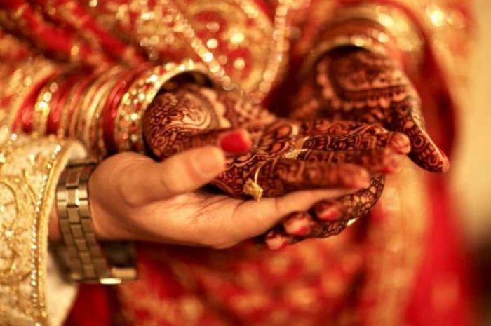 5 Tradisi Unik Pernikahan Di India Salah Satunya Pengantin Dilarang