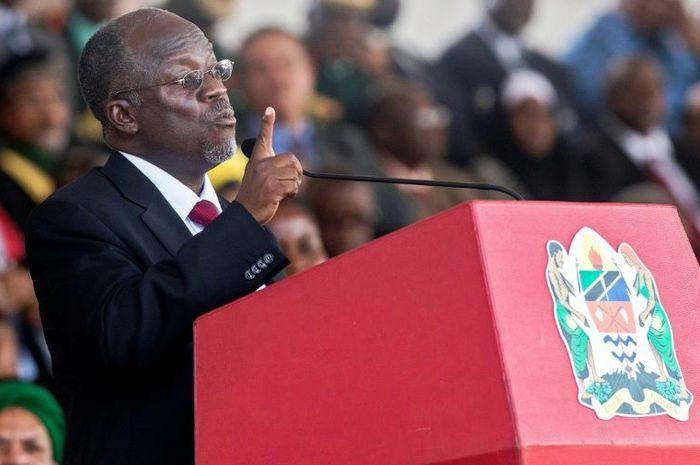 Presiden Tanzania John Magufuli
